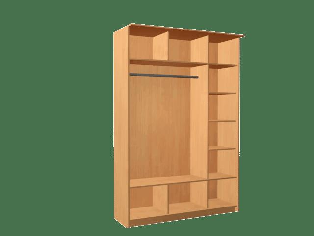 Шкафы купе эконом класса