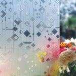 декоративное стекло 2