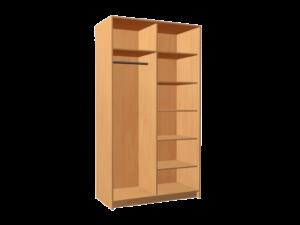 шкаф купе эконом класса Модель 8