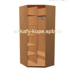 Угловой шкаф купе тип 151