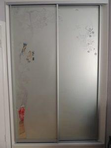 Угловой шкаф 3