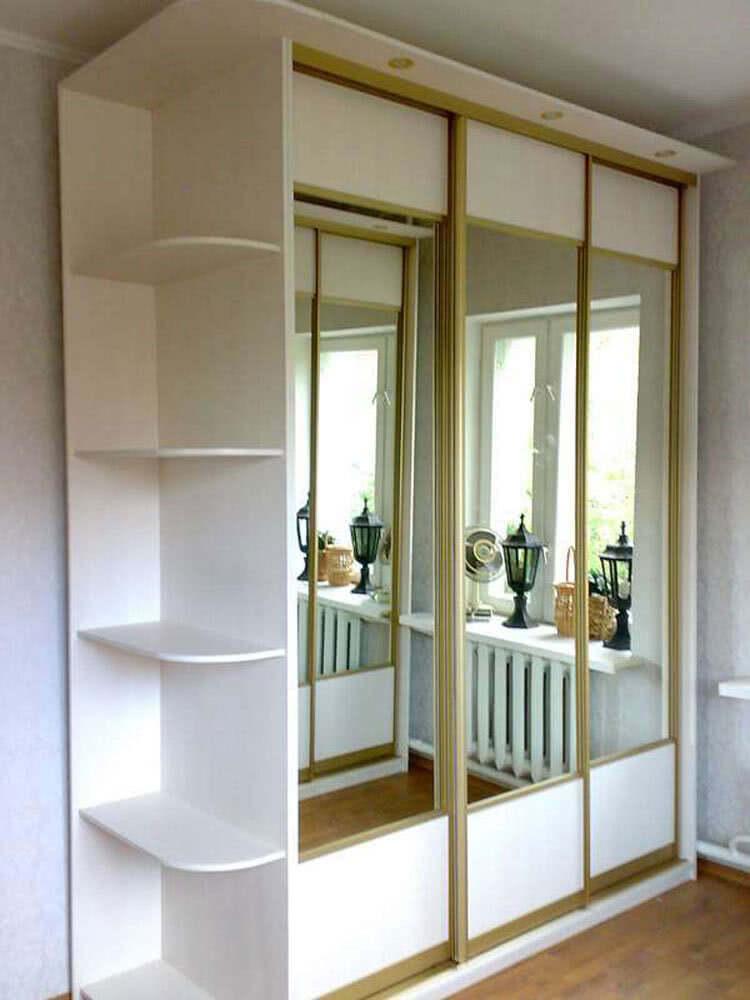 Шкафы-купе wood-art.