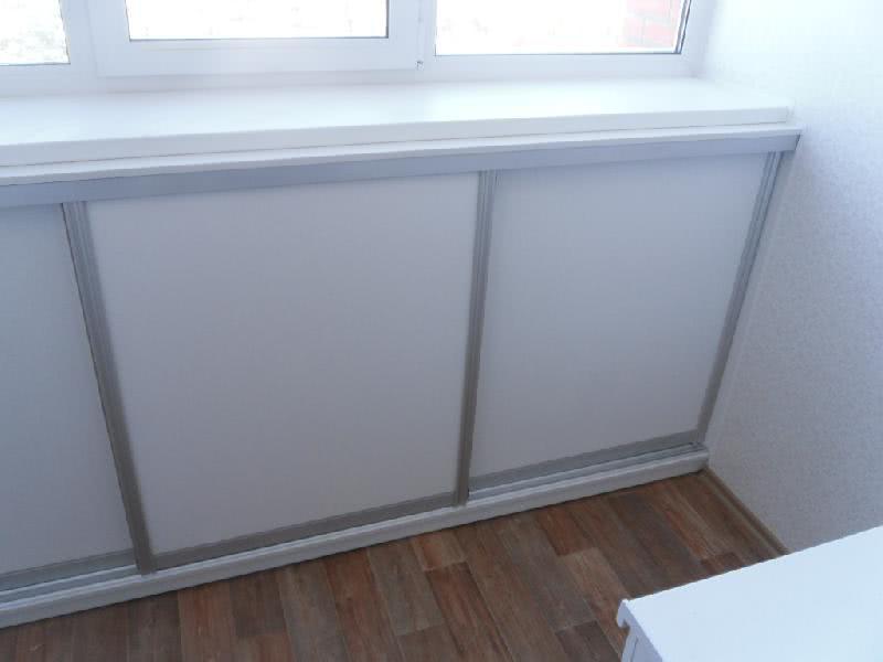 Шкаф купе на лоджию или балкон