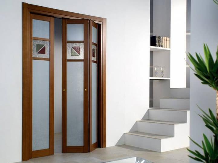 Складные двери на заказ