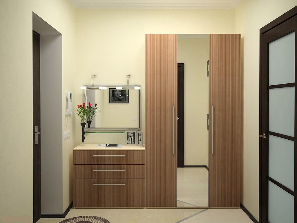 Маленькие шкафы прихожие дизайн в квартире