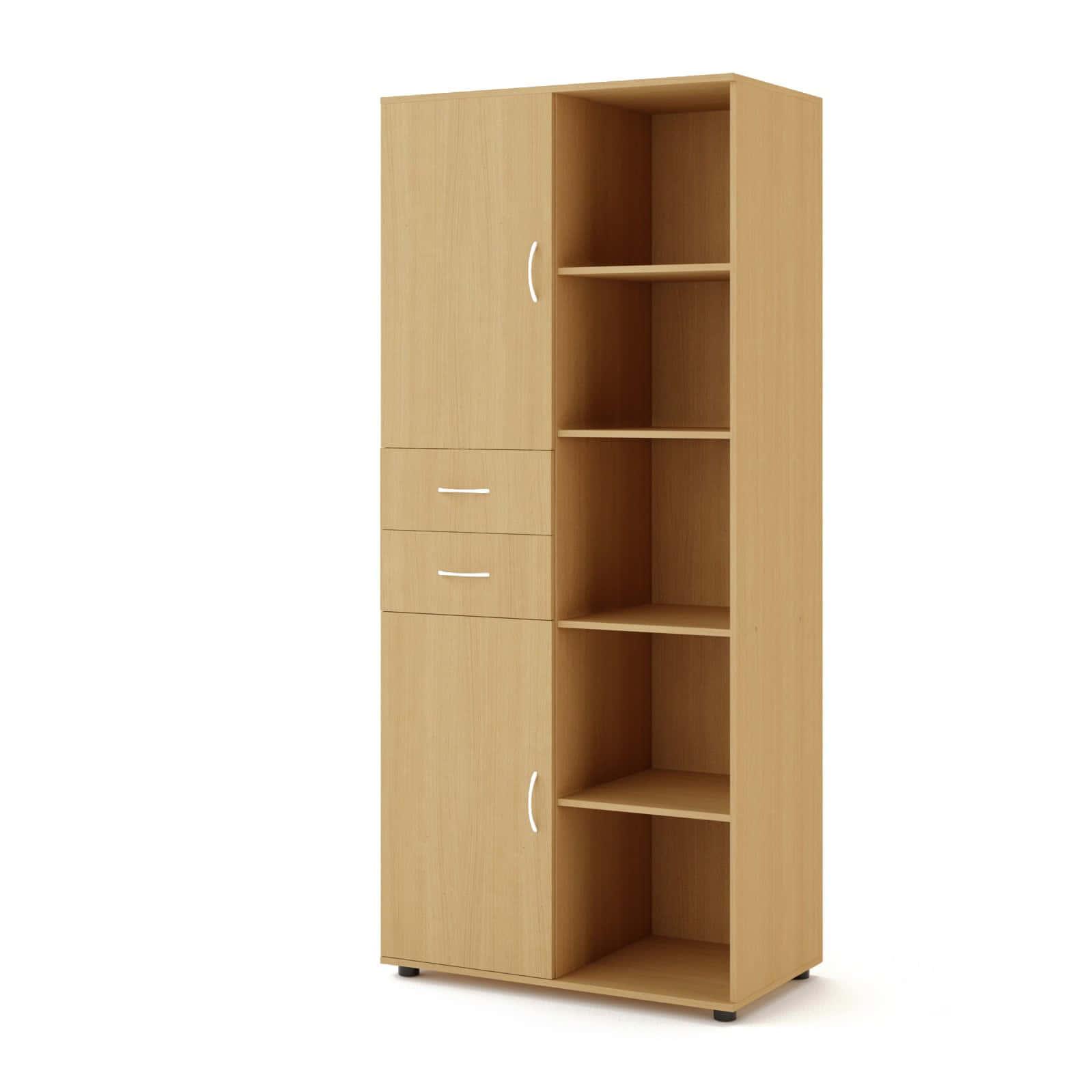 Шкафы корпусные распашные