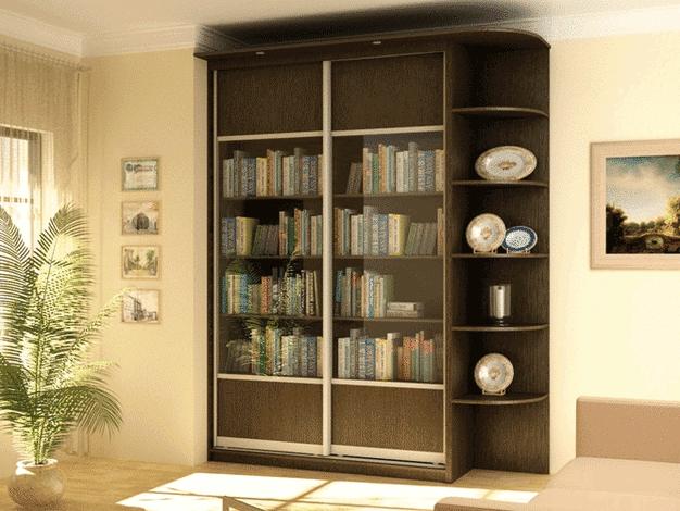 Картинки по запросу Книжные шкафы и шкафы купе