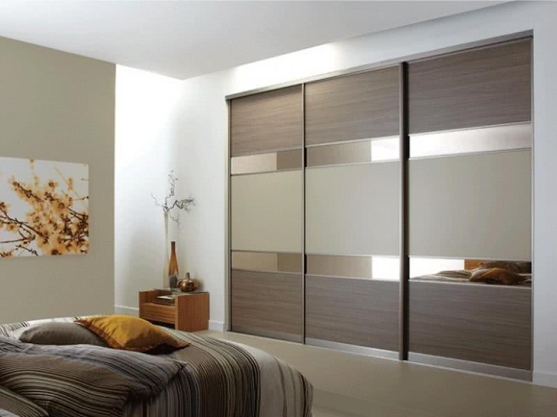 Красивый шкаф купе в спальню
