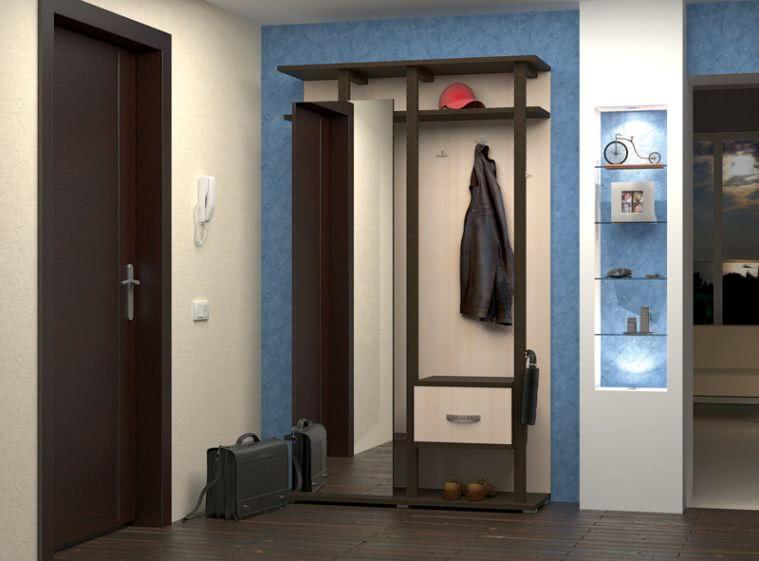 Прихожие для маленьких коридоров недорого