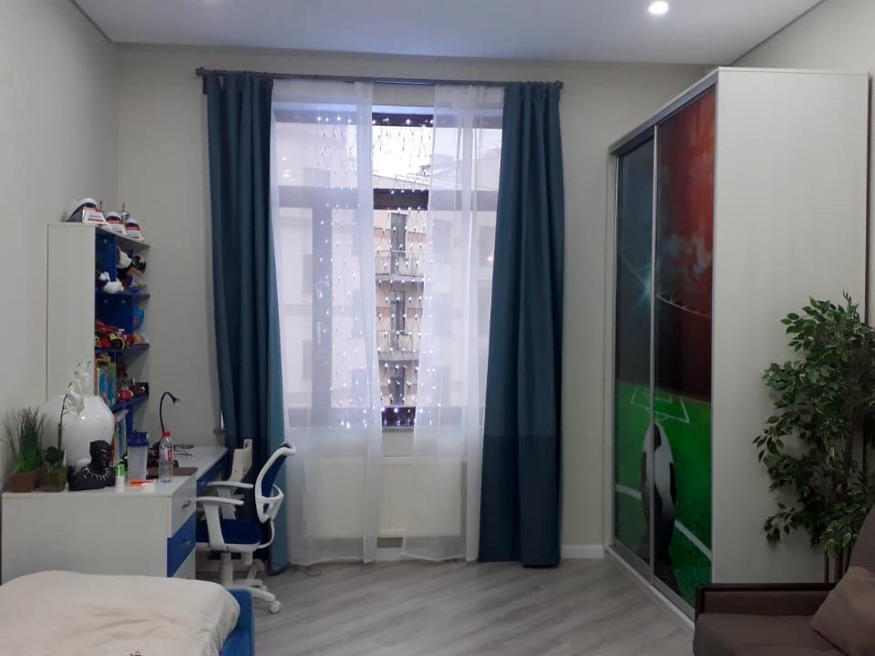 Комплект мебели для мальчика в детскую комнату
